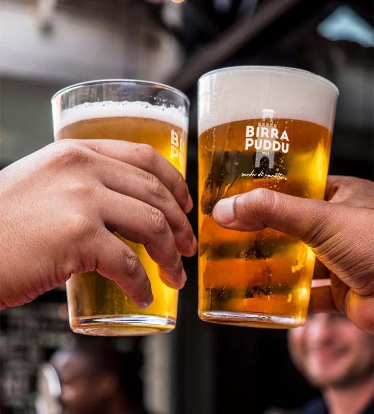 Birra Puddu - brindisi