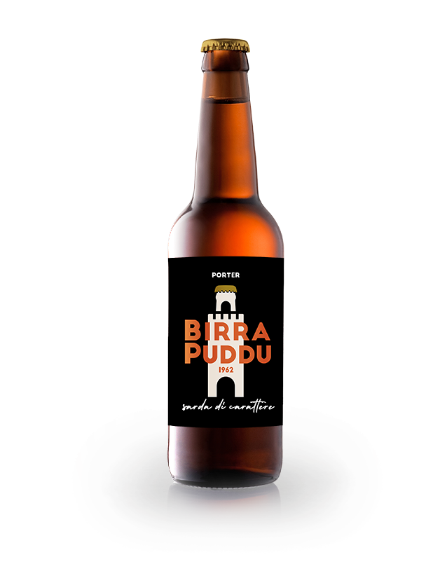 Birra Puddu Porter 33 cl
